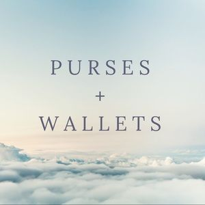 Accessories - Purses + Wallets
